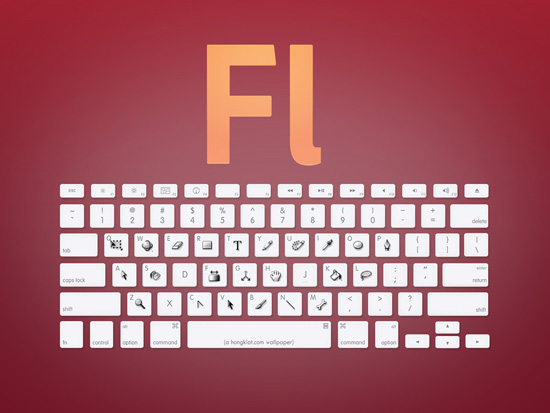 Flash Keyboard Shortcuts