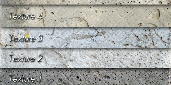 Rough Concrete Textures