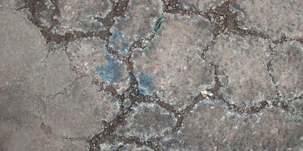 Cracked Concrete Textures