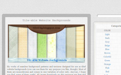 tiled-bg backgrounds blogsspot gallery free