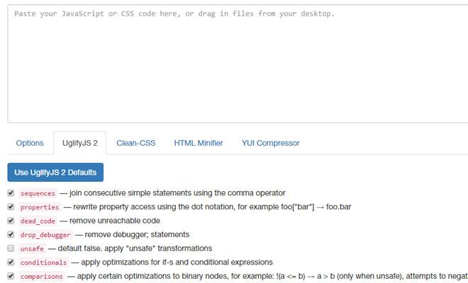 refresh sf webapp css optimizer
