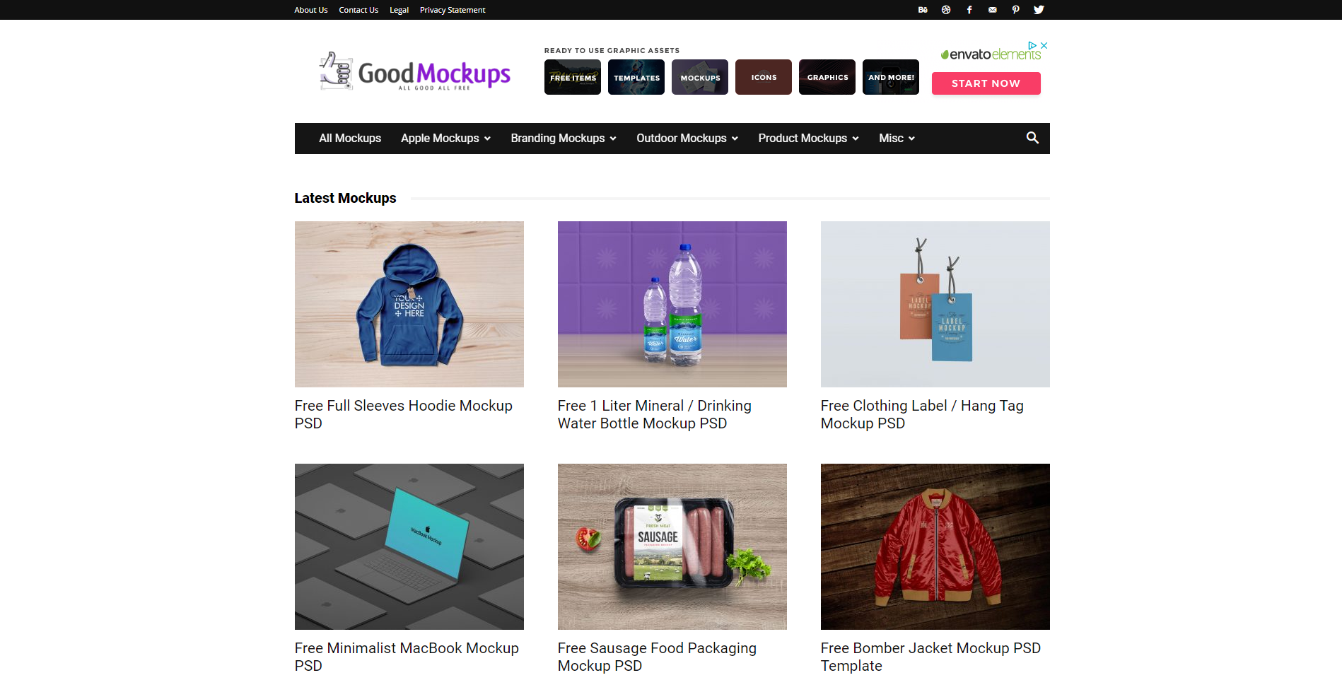 good mock ups website free mock ups