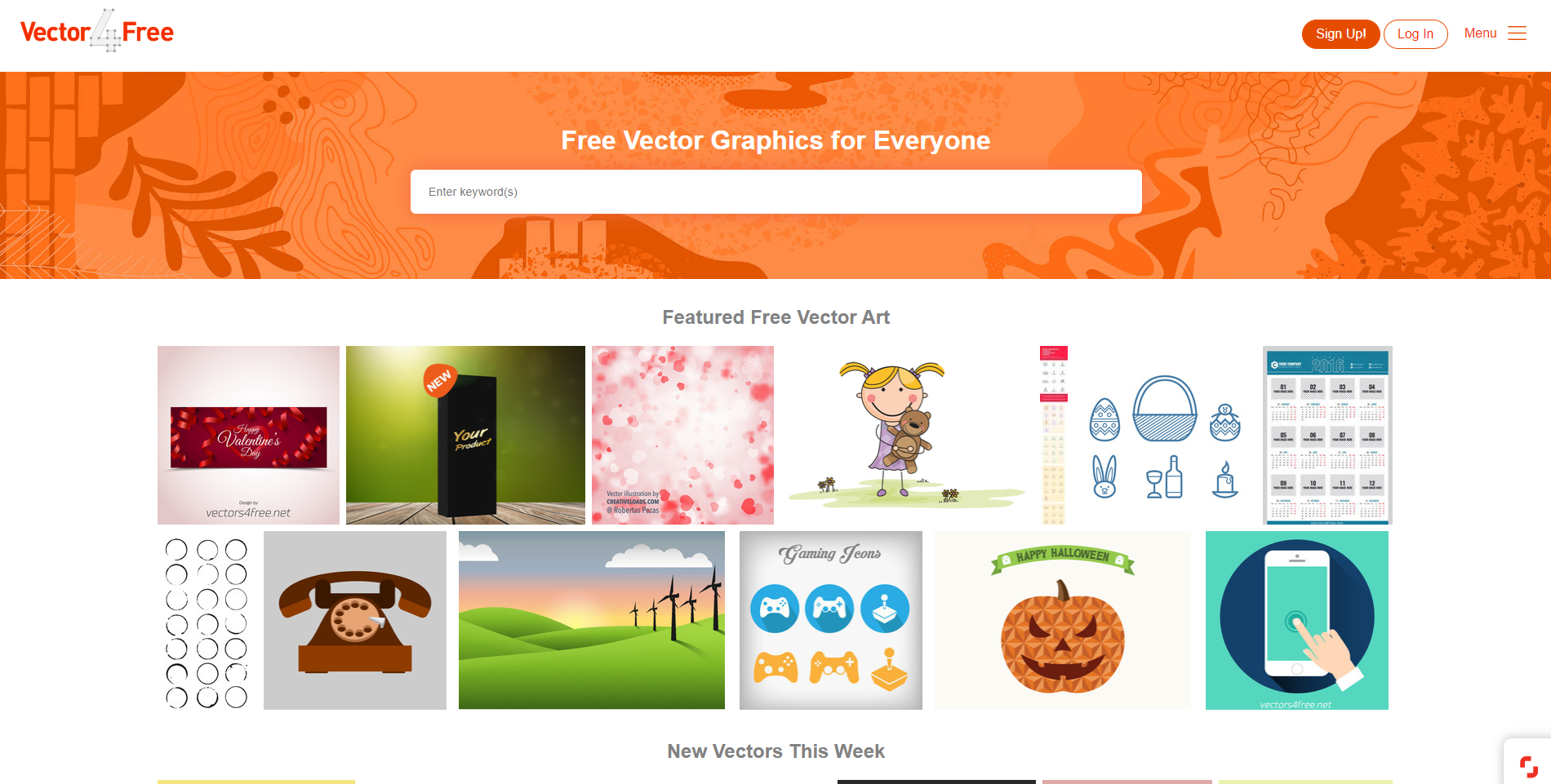 vectors 4 free website free vectors
