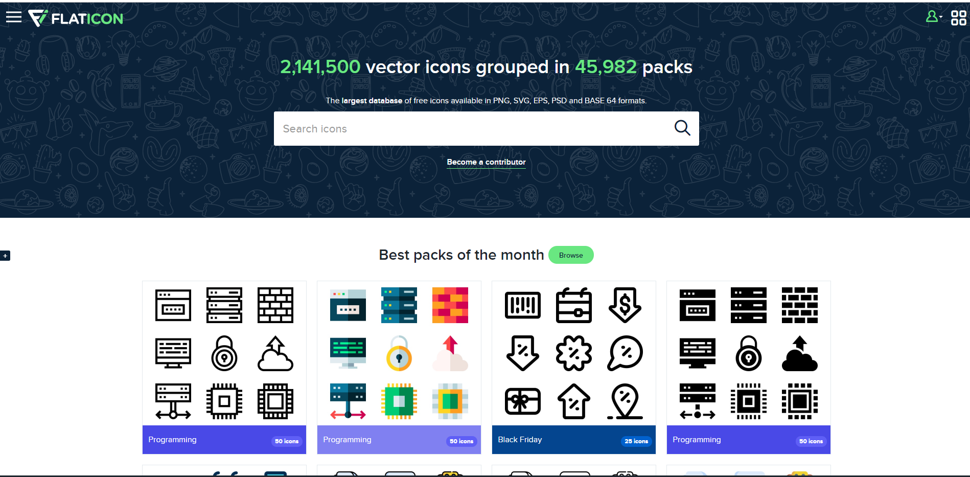 free vector website