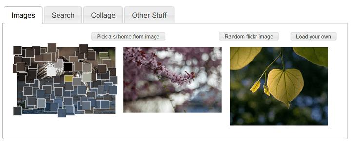 colr pixel color palette generators - example